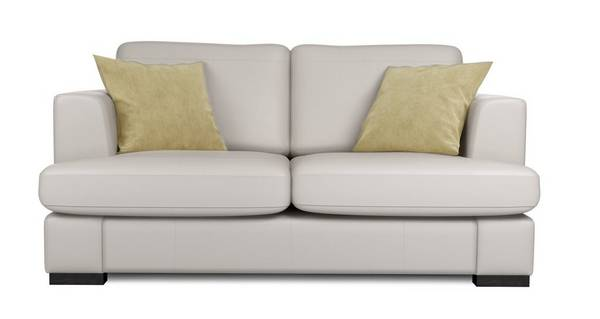 Freya Leather 2 Seater Sofa