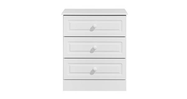Frozen 3 Drawer Wide Chest