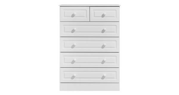 Frozen 4 + 2 Drawer Chest