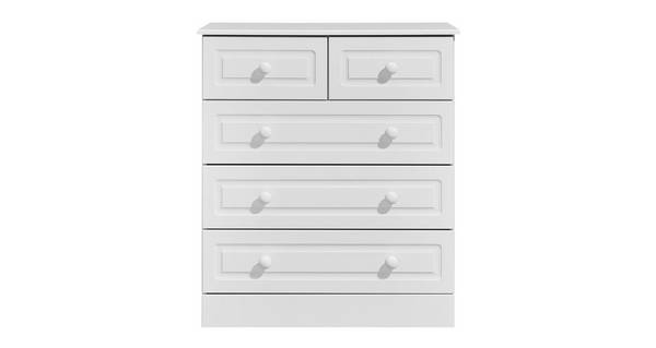 Frozen 3 + 2 Drawer Chest