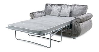 Gabriella Formal Back 2 Seater Deluxe Sofa Bed