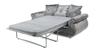 Gabriella Pillow Back 2 Seater Deluxe Sofa Bed