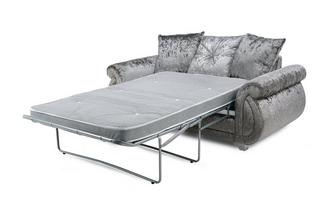 Pillow Back 2 Seater Deluxe Sofa Bed Krystal