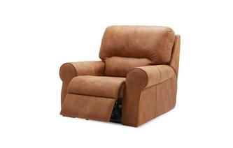 Garcia Electric Recliner Chair Saddle