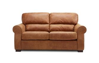 Garcia Large 2 Seater Deluxe Sofabed Saddle