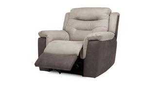 Garrick Handbediende recliner stoel
