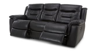 Garrick 3 Seater Manual Recliner