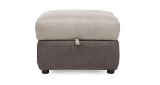 Garrick Storage Footstool