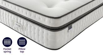 Geltex 4ft 6 Double Pocket 2000 Mattress