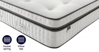 Geltex 4ft 6 Double Pocket 3000 Mattress
