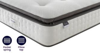 Geltex 5ft King Pocket 1000 Mattress
