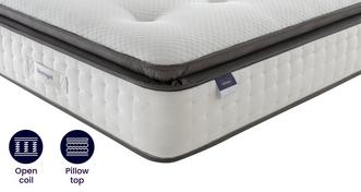 Geltex 5ft King Mattress