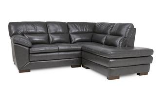 Left Hand Facing Arm Corner Sofa Milan