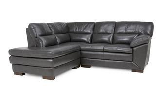 Right Hand Facing Arm Corner Sofa Milan