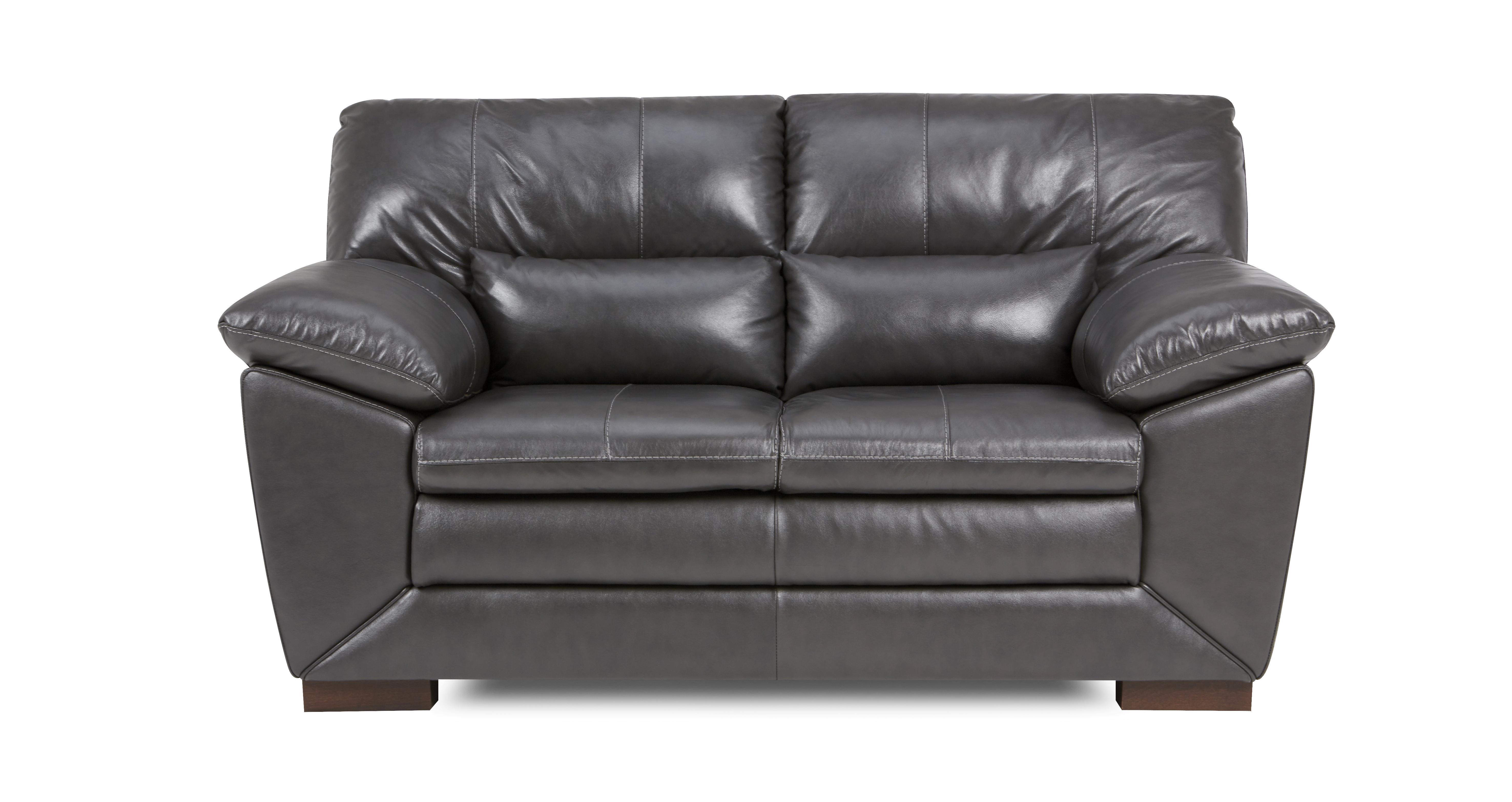 Global Clearance 2 Seater Sofa Milan