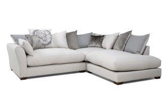 Globe Pillow Back Left Hand Facing Arm Large Corner Group | DFS Ireland