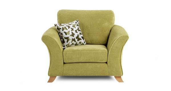 Gloss Armchair