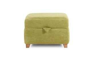 Storage Footstool Gloss