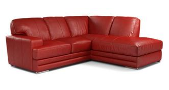 Glow Left Hand Facing 2 Piece Corner Sofa