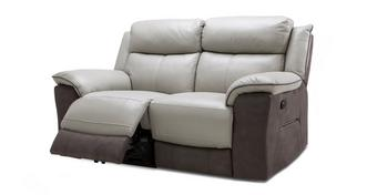 Gosforth 2 Seater Manual Recliner
