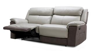 Gosforth 3 Seater Manual Recliner