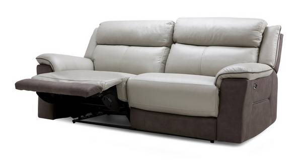 Gosforth 3 Seater Power Recliner
