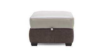Gosforth Storage Footstool