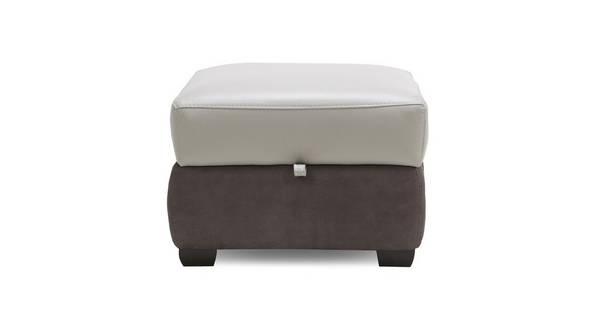Gosforth Storage Footstool
