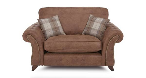 Goulding Cuddler Formal Back Sofa