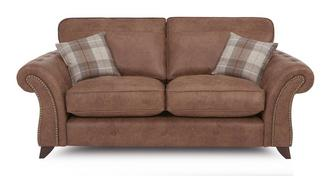 Goulding 2 Seater Formal Back Sofa