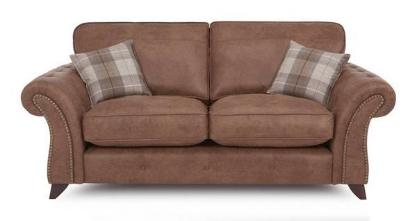 Goulding 2 Seater Formal Back Sofa