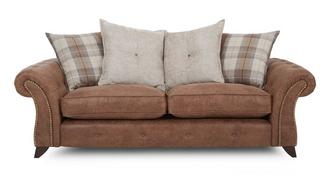 Goulding 3 Seater Pillow Back Sofa