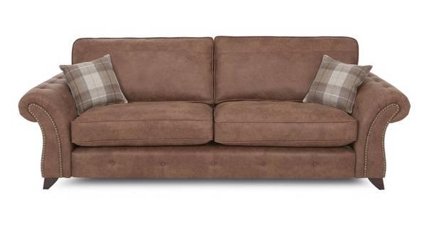 Goulding 4 Seater Formal Back Sofa