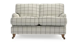 Gower Check Medium Sofa