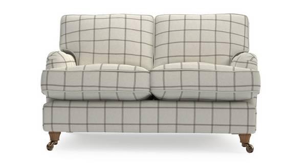 Gower Check Medium Sofa