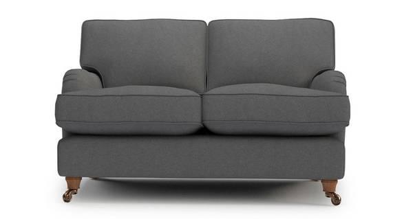 Gower Plain Medium Sofa