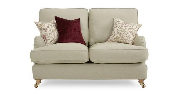 Gower Racing Plain Medium Sofa
