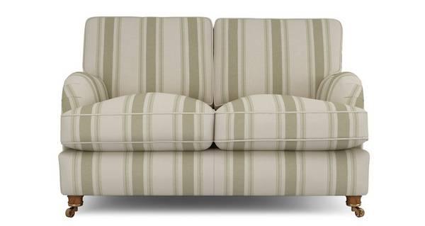 Gower Racing Stripe Medium Sofa