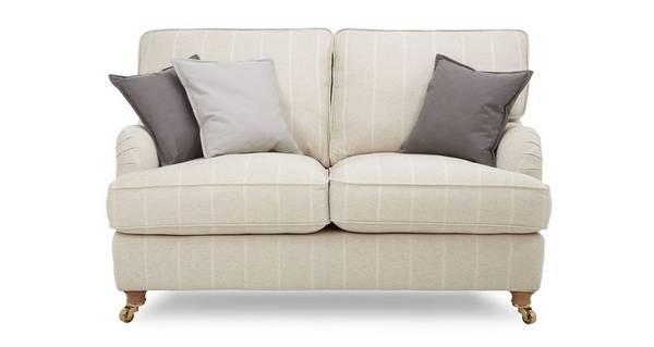 Gower Stripe Medium Sofa