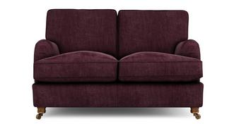 Gower Velvet Medium Sofa