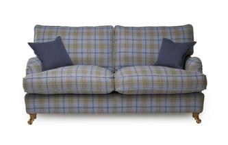 Plaid 3 Seater Sofa Gower Plaid
