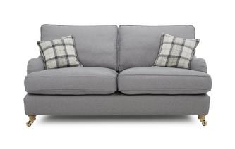 Plain Large Sofa
