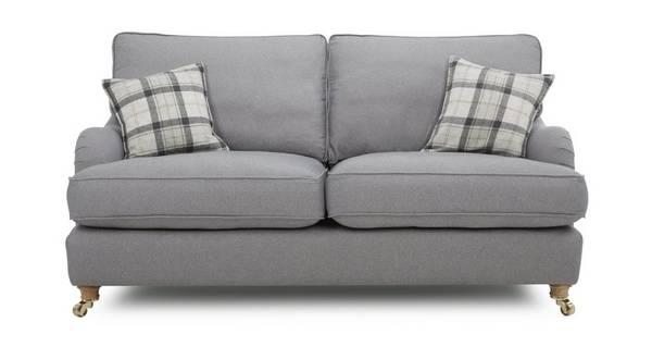 Gower Plain Large Sofa