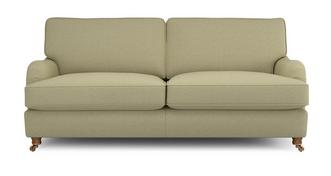 Gower Racing Plain Large Sofa