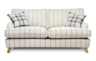 Stripe 3 Seater Sofa Gower Stripe