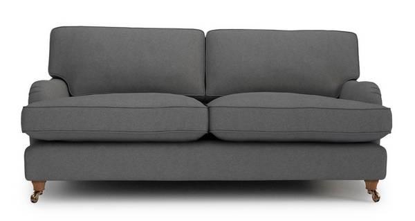 Gower Plain Grand Sofa