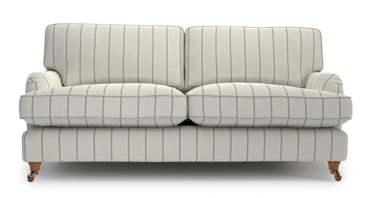 Beau Gower Stripe Grand Sofa Gower Stripe | DFS