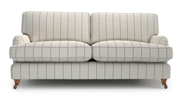 Gower Stripe Grand Sofa