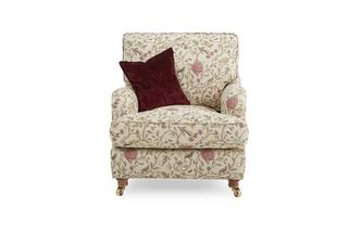Pattern Armchair Gower Pattern