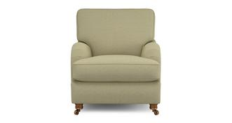Gower Racing Plain Armchair